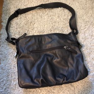 Tyler Rodan Gray Purse